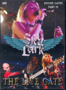Skylark - Divine Gates Part IV: the Live Gate cover art