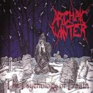Archaic Winter - The Psychology of Death cover art