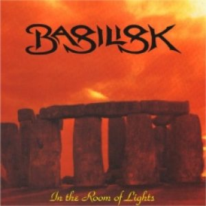 Basilisk - In the Room of Lights cover art