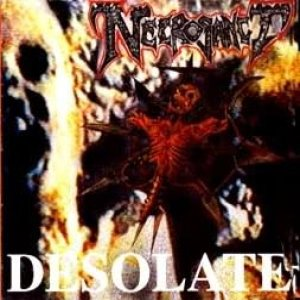 Necrosanct - Desolate cover art