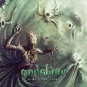 Godslave - Out of the Ashes cover art