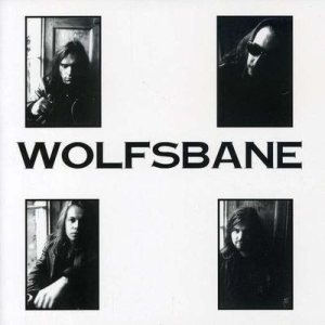 Wolfsbane - Wolfsbane cover art