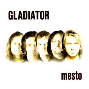 Gladiator - Mesto cover art