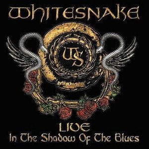 Whitesnake - Live : in the Shadow of the Blues cover art