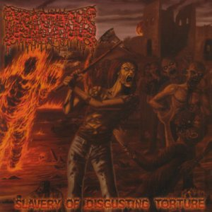 Disastrous - Slavery of Disgusting Torture cover art