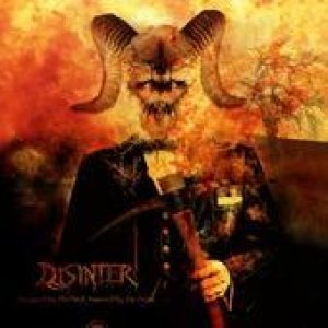 Disinter - Designed by the Devil, Powered by the Dead cover art