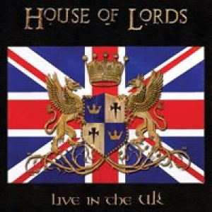 House Of Lords - Live in the UK cover art
