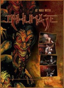 Inhumate - At War With Inhumate cover art