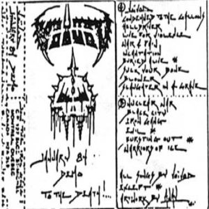 Voivod - To the Death cover art