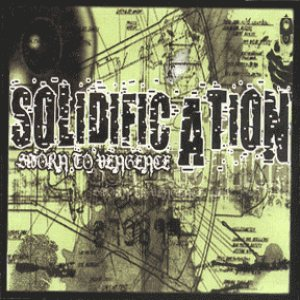 Solidification - Sworn to Vengeance cover art