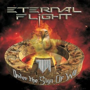 Eternal Flight - Under the Sign of Will cover art