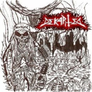 Dekapited - Demo I/2008 cover art