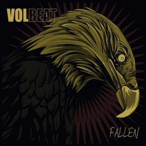 Volbeat - Fallen cover art