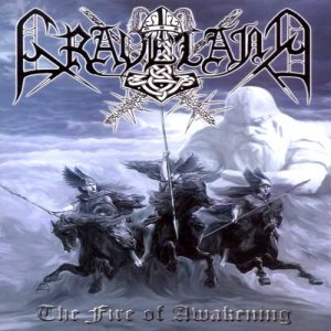 Graveland - The Fire of Awakening cover art