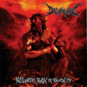 Decomposed - Resurrection Reign of Brutality cover art