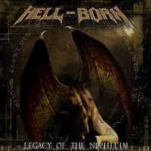 Hell-Born - Legacy of the Nephilim cover art