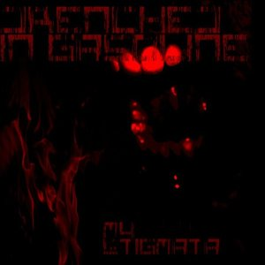 Drenched in Gasoline - My Stigmata cover art