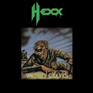 Hexx - Watery Graves cover art