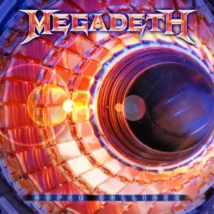 Megadeth - Super Collider cover art