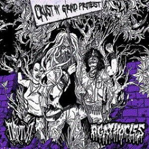 Agathocles - Crust'n' Grind Protest cover art