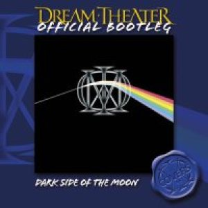 Dream Theater - Dark Side of the Moon cover art