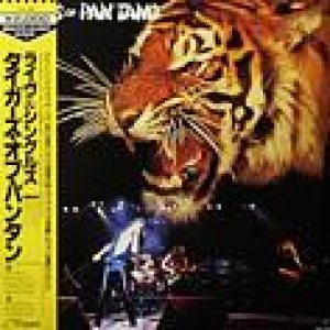 Tygers Of Pan Tang - Tygers of Pan Tang cover art
