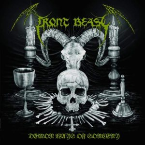 Front Beast - Demon Ways of Sorcery cover art