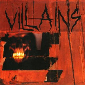 Villains - Villains cover art