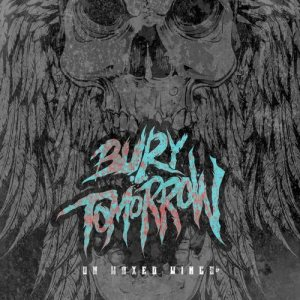 Bury Tomorrow - On Waxed Wings cover art
