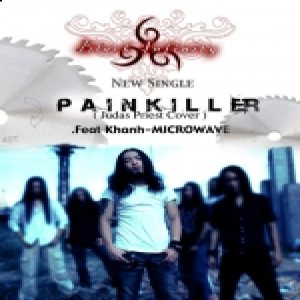 Black Infinity - Painkiller cover art