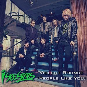 I See Stars - Violent Bounce (People Like You) cover art