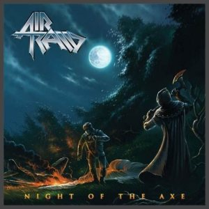 Air Raid - Night of the Axe cover art