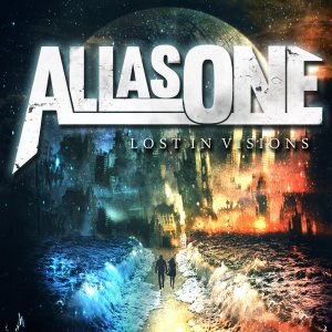 All As One - Lost in Visions cover art
