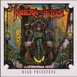 Kobra and The Lotus - High Priestess cover art