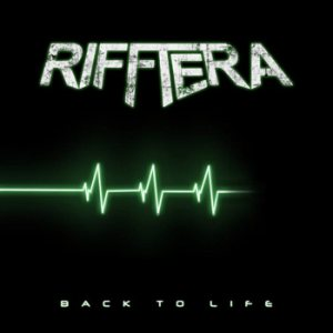 Rifftera - Back to Life cover art