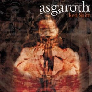 Asgaroth - Red Shift cover art