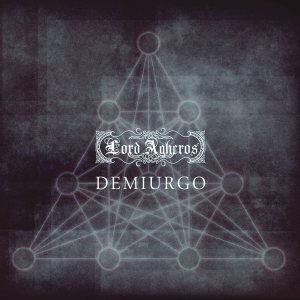 Lord Agheros - Demiurgo cover art