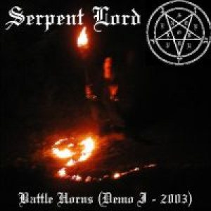 Serpent Lord - Battle Horns cover art