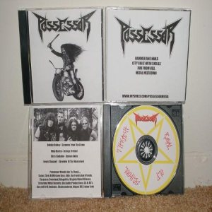 Possessor - Demo cover art