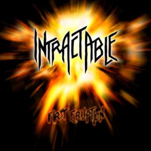Intractable - First Eruption cover art