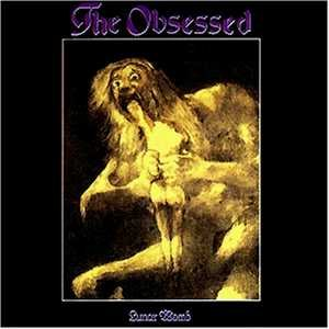 The Obsessed - Lunar Womb cover art