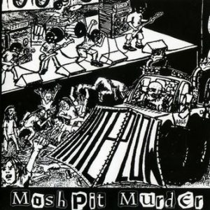 HatePlow - Moshpit Murder cover art