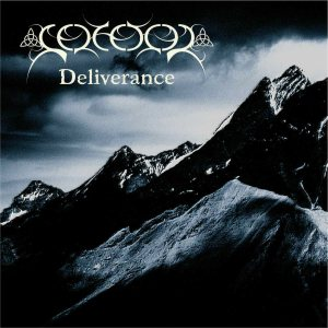 Celtefog - Deliverance cover art