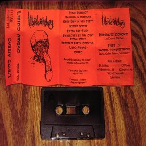 Libido Airbag - Demo '95 cover art