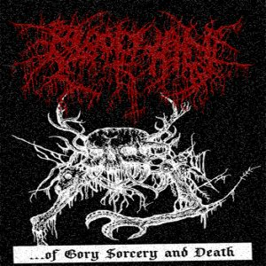 Blood Urn - ...of Gory Sorcery and Death cover art