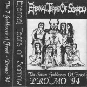 Eternal Tears Of Sorrow - The Seven Godesses of Frost cover art