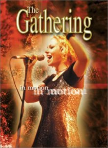 The Gathering - In Motion cover art