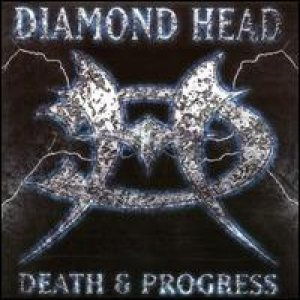 Diamond Head - Death and Progress cover art