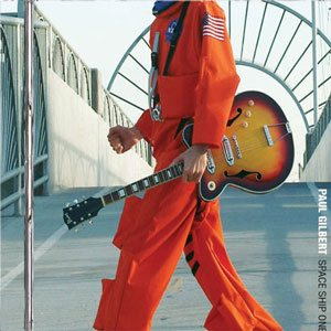 Paul Gilbert - Spaceship One cover art