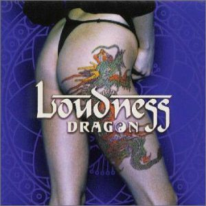Loudness - Dragon cover art